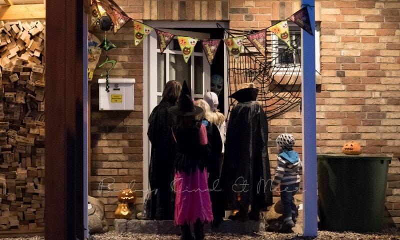 Oktober Halloween 1