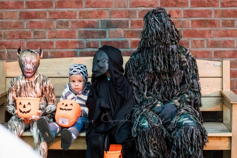 Oktober Halloween 2