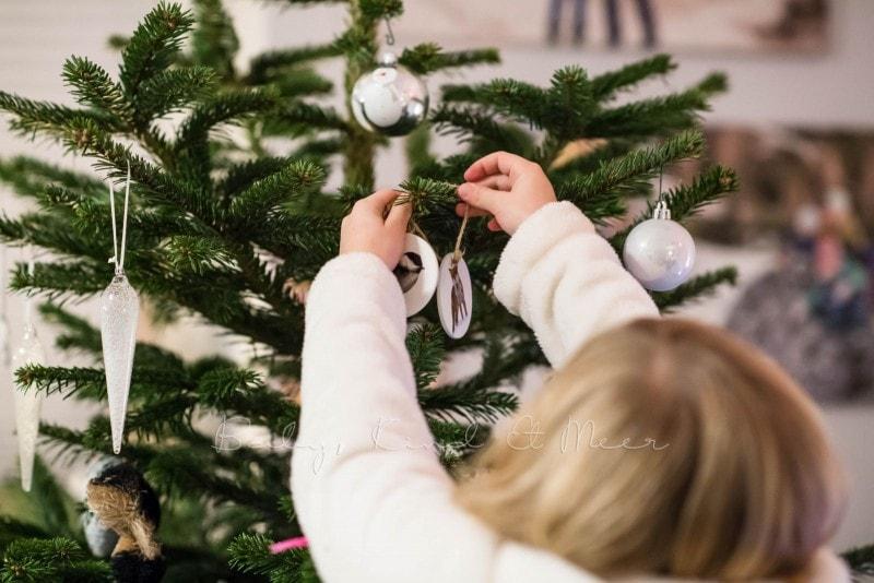 Weihnachtsbaum schmuecken 2