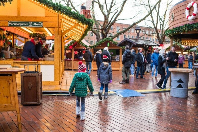 Weihnachtsmarkt Kiel 2