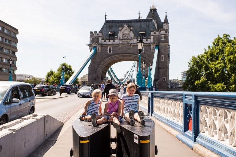 august london mit kindern 2