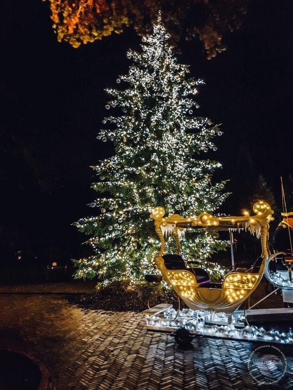 Efteling Freizeitpark Winter Silvester 17