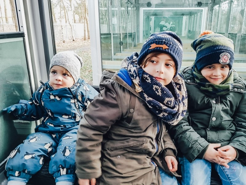 Efteling Freizeitpark Winter Silvester 84