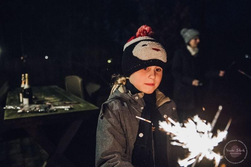 Efteling Freizeitpark Winter Silvester 87