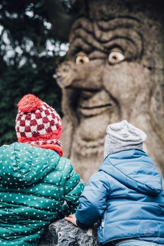 Efteling Freizeitpark Winter Silvester 9