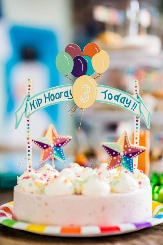 Toms 3. Geburtstag 10