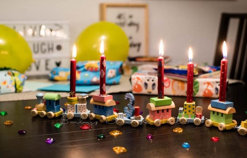 Toms 3. Geburtstag 2