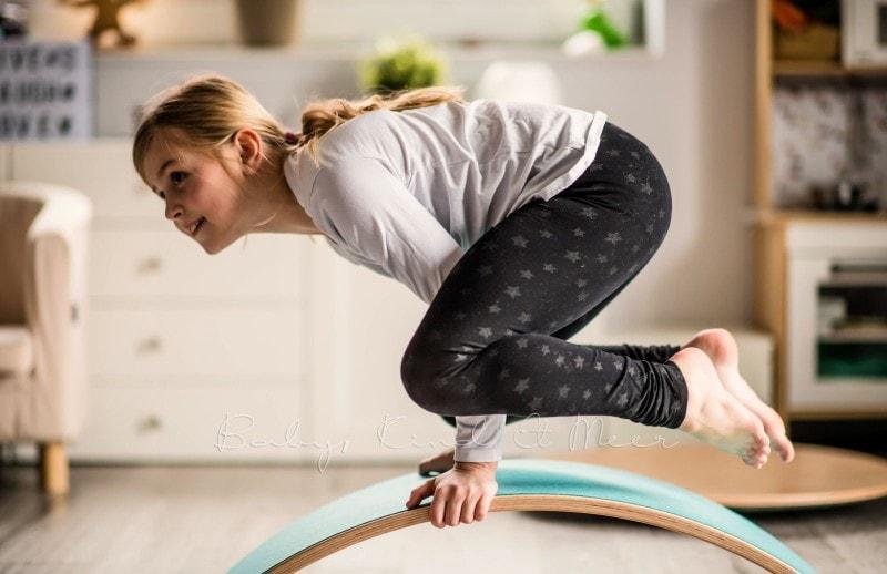 Wobbel Board Balance 12