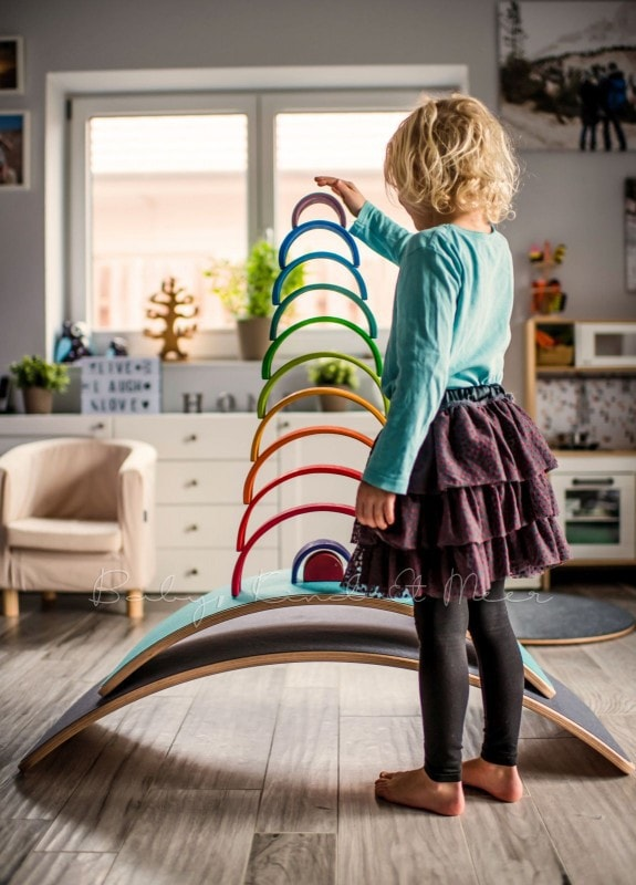 Wobbel Board Balance 13