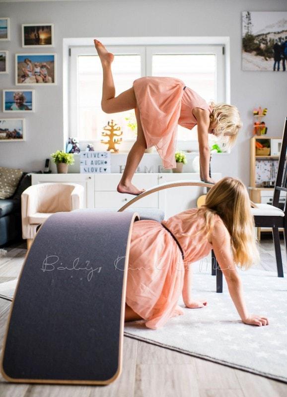 Wobbel Board Balance 20