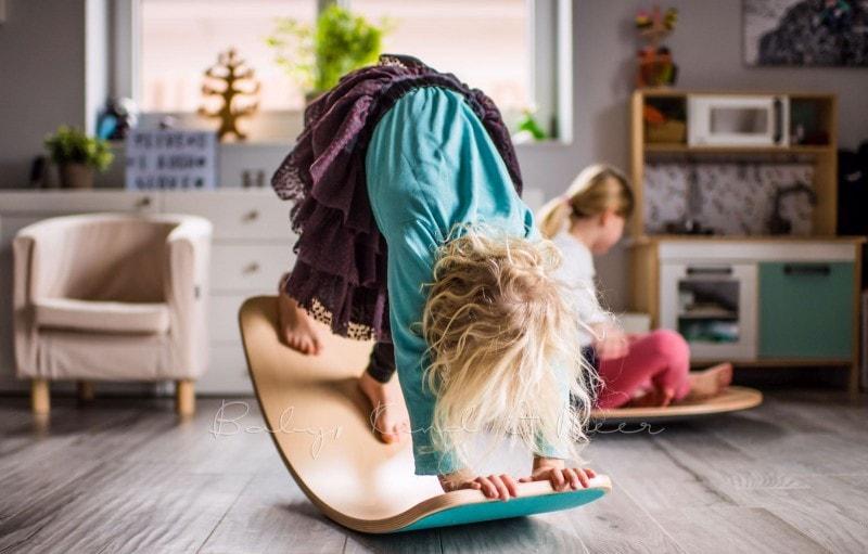 Wobbel Board Balance 8