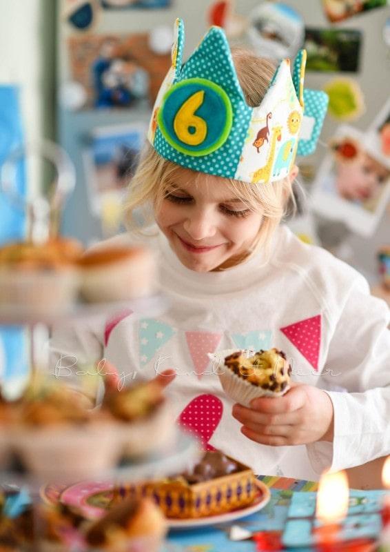Lottes sechster Geburtstag babykindundmeer 8