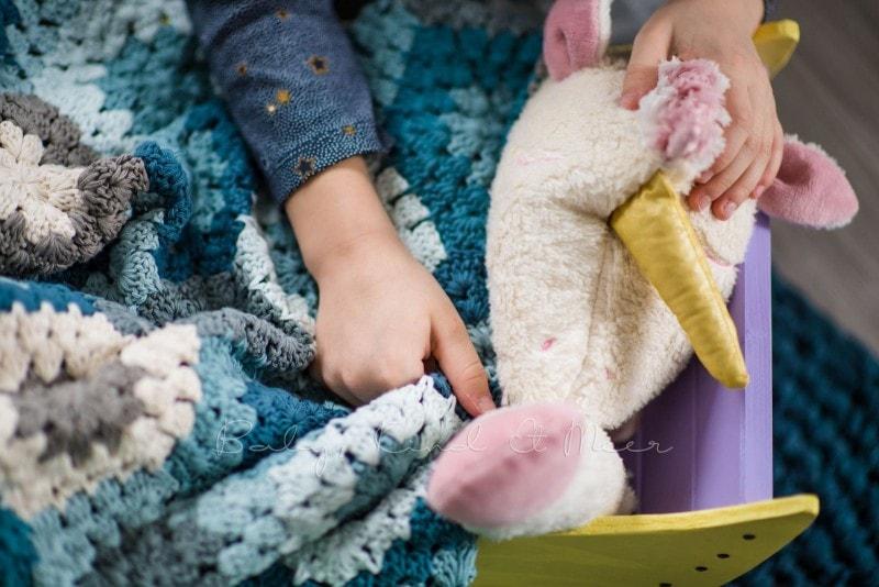 Puppenbett bauen 4