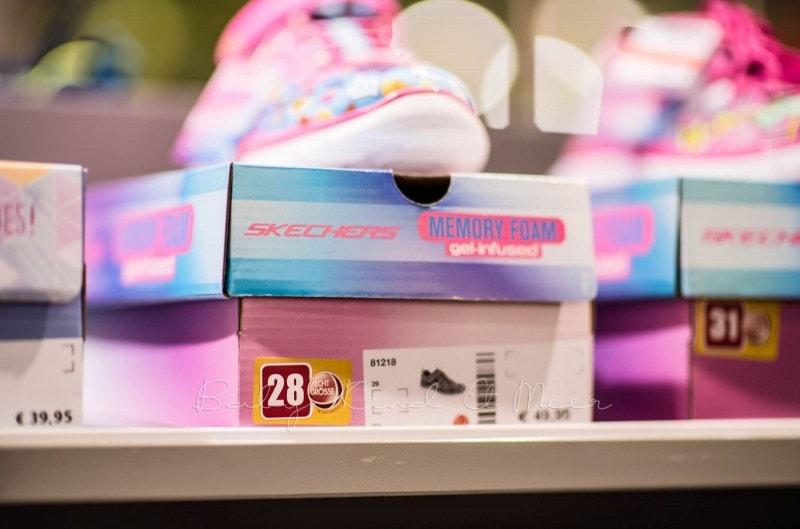 Schuhkauf bei RENO 17