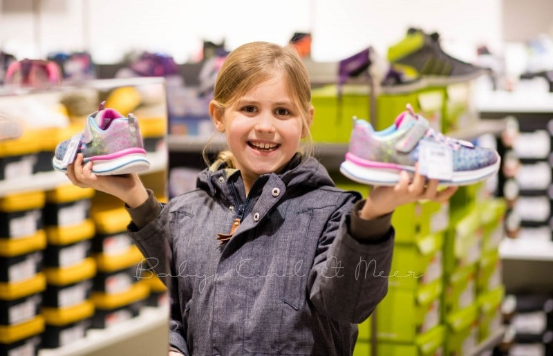 Schuhkauf bei RENO 2