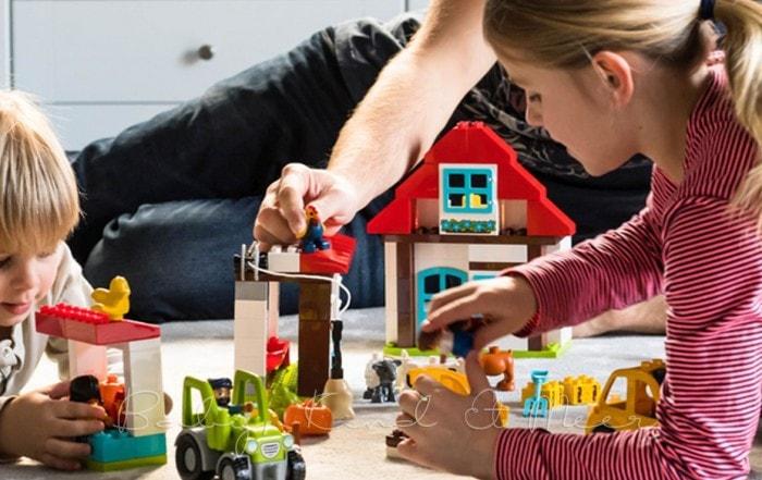 Lego dont disturb