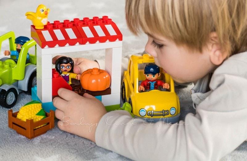 Lego dont disturb Kampagne 2