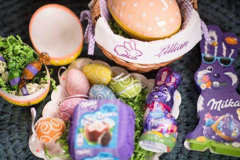Ostern mit Milka 5