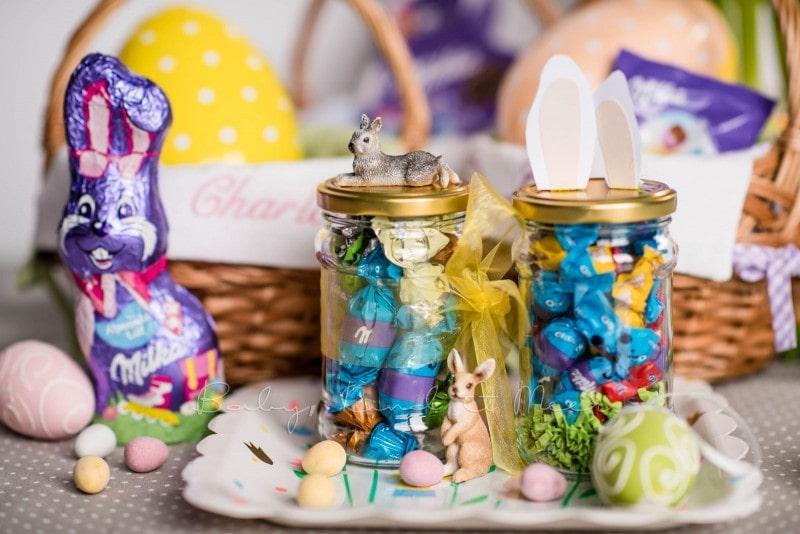 Ostern mit Milka 9