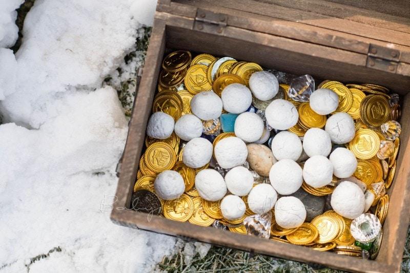 Zwergengold Schneekugeln 9