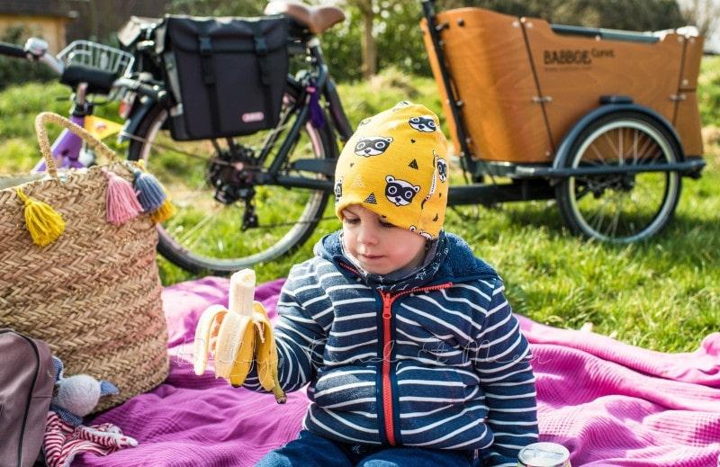 Fahrradtour mit Babboe Curve E Lastenrad 6