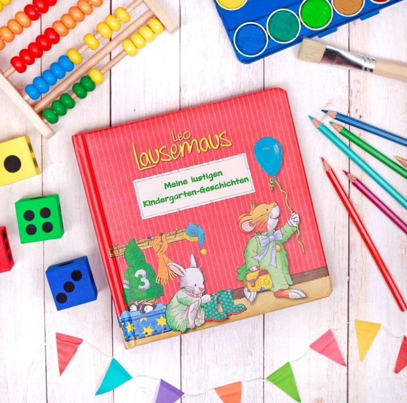 LL Lustige Kindergartengeschichten