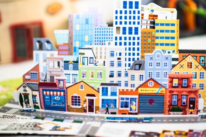 Mein großes Buch der Stadt 3