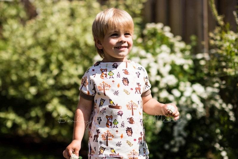 Fuchs und Kiwi Kinderkleidung 12