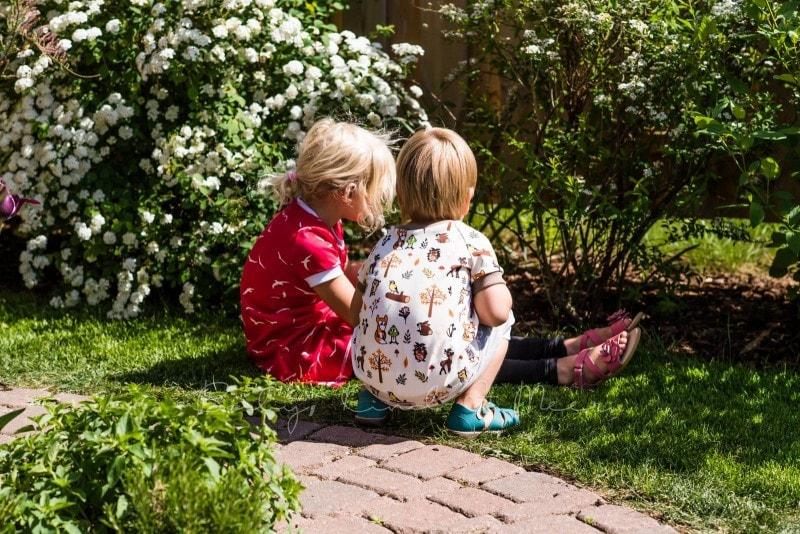 Fuchs und Kiwi Kinderkleidung 14