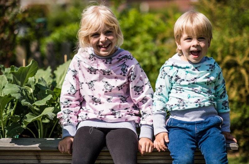 Fuchs und Kiwi Kinderkleidung 7