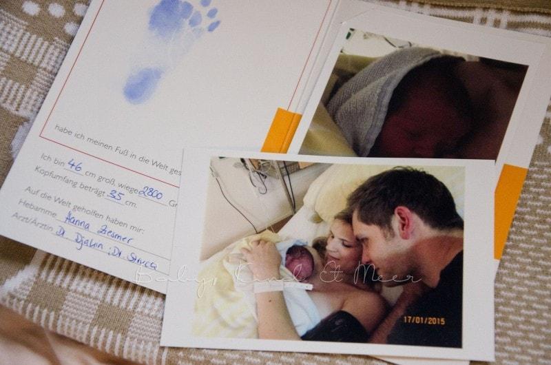 Kaiserschnitt Geburt 1