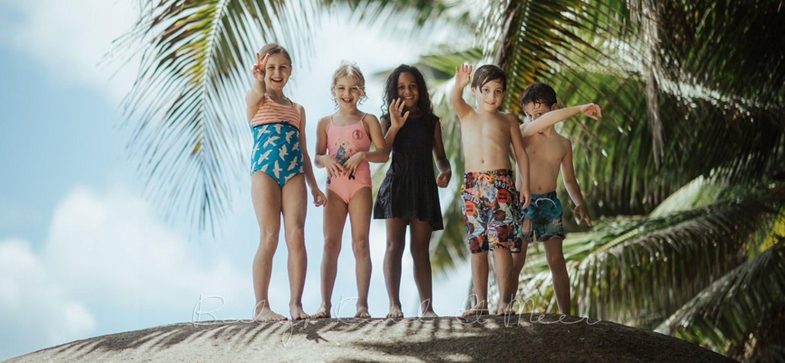 Seychellen mit Kindern