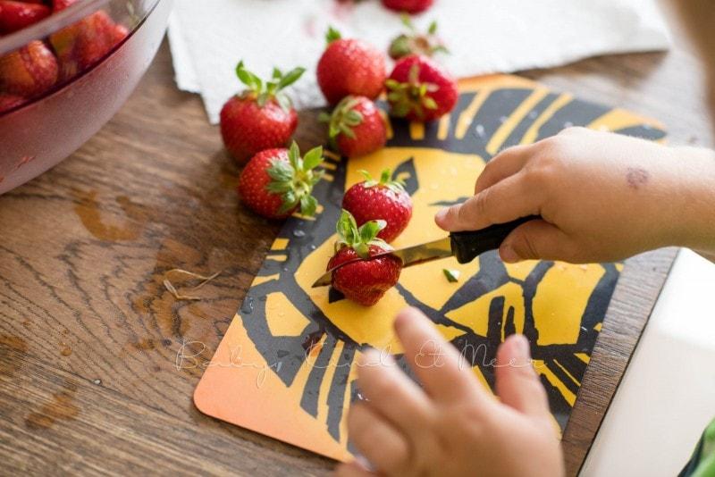 Erdbeermarmelade selber machen 12