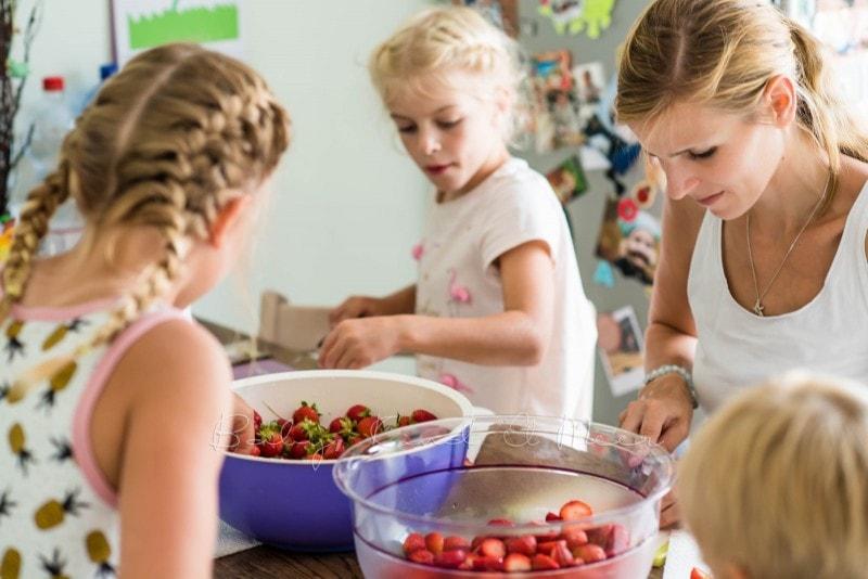 Erdbeermarmelade selber machen 14