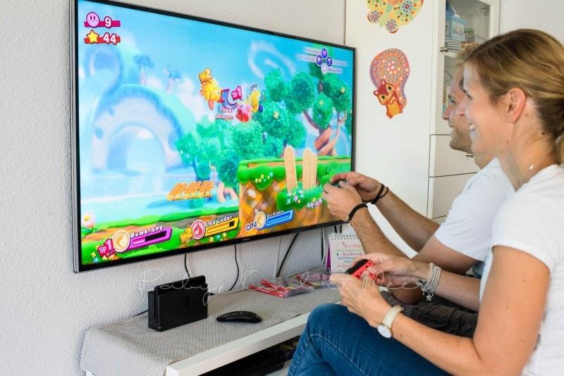 Nintendo Switch Kirby 1