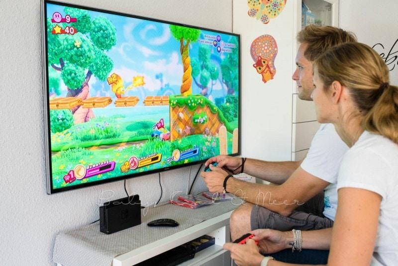 Nintendo Switch Kirby 2