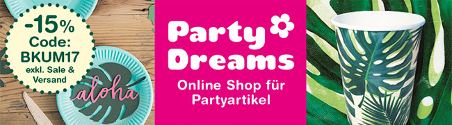 partydreams banner