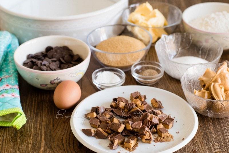 Reese S Erdnussbutter Schoko Kuchen Rezepte Fur Familien