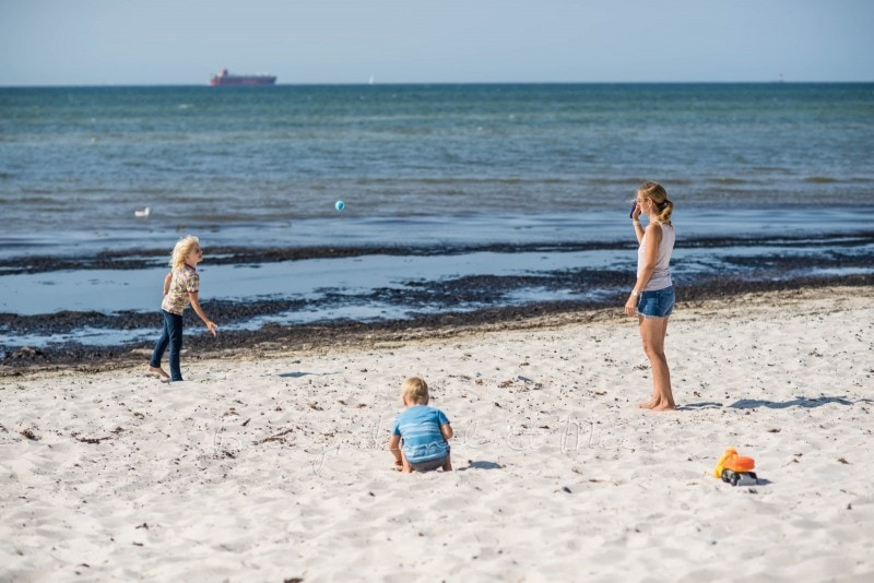 Strand in Wendtorf 2