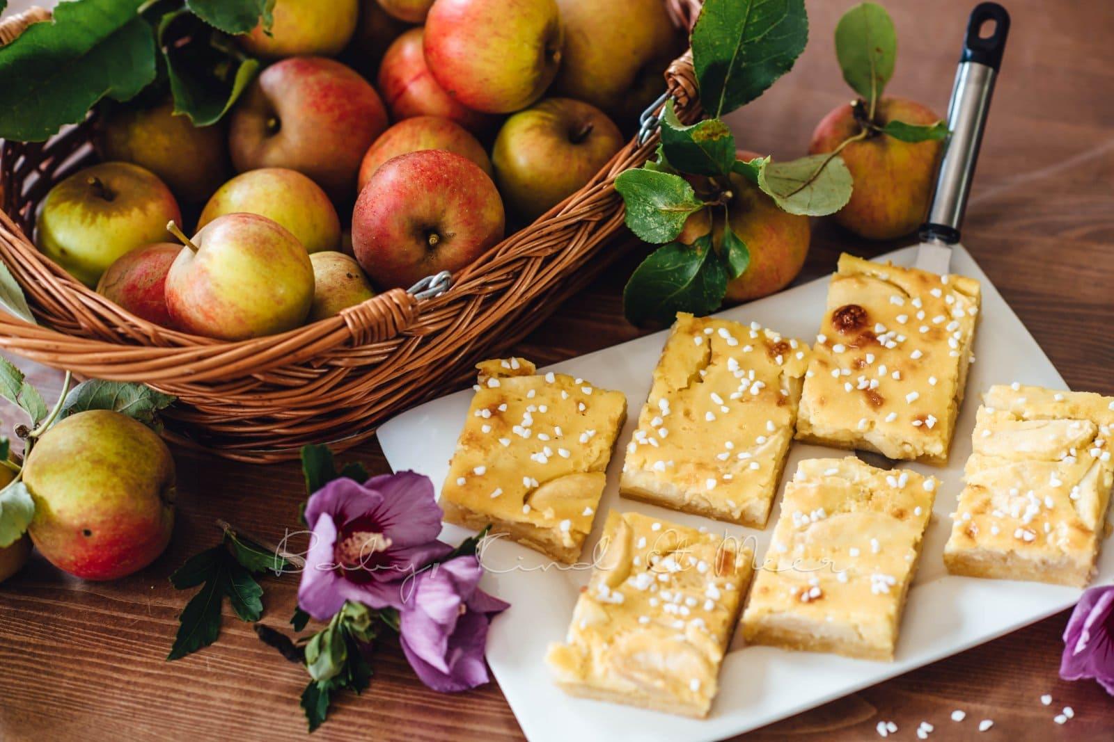 Apfelkuchen mit Marzipanguss Rezept 10