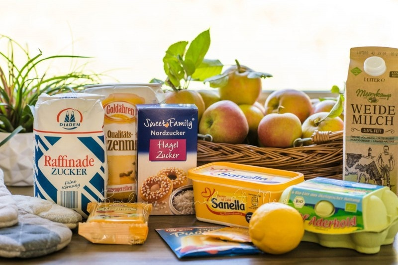 Apfelkuchen mit Marzipanguss Rezept 15