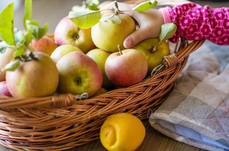 Apfelkuchen mit Marzipanguss Rezept 16
