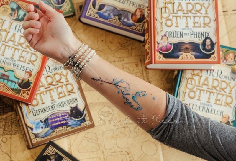 Harry Potter neue Ausgaben Carlsen 3