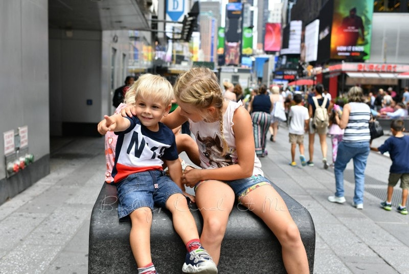 NY mit Kindern