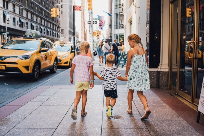 New York mit Kindern 159