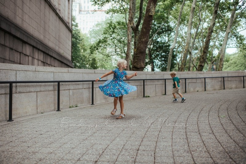 New York mit Kindern 57