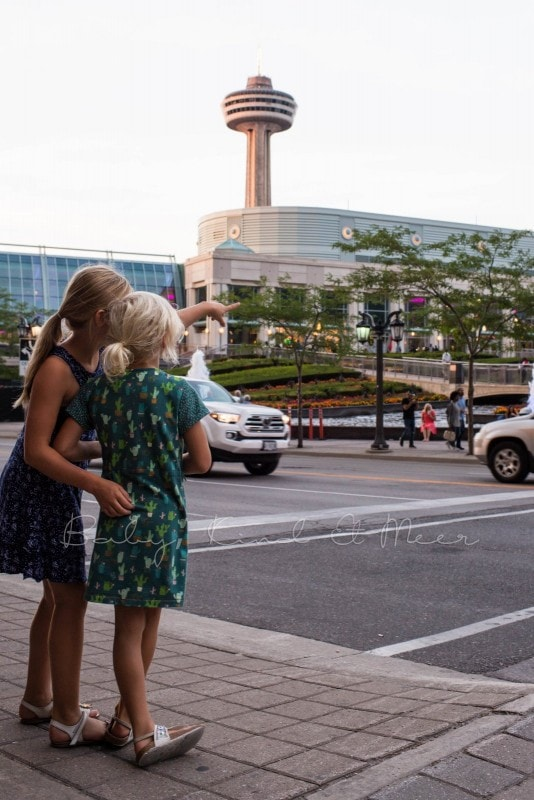 Niagarafälle mit Kindern 14