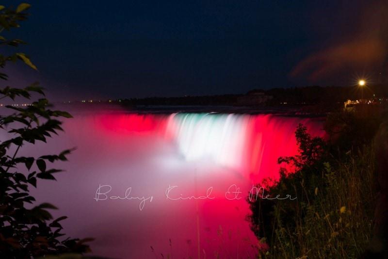 Niagarafälle mit Kindern 32