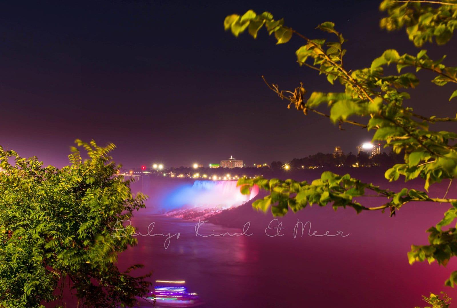 Niagarafälle mit Kindern 34