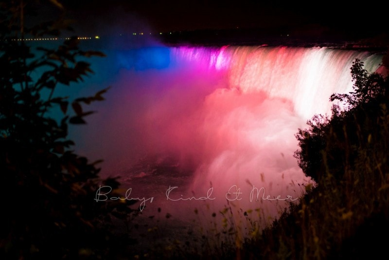Niagarafälle mit Kindern 39